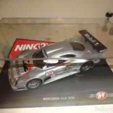 Slot Cars: NINCO. MERCEDES CLK. WARSTEINER Nº10. FINA. REF. 50167. Lote 202482536