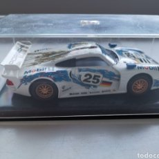 Slot Cars: COCHE SCALEXTRIC DE NINCO PORSCHE 911 GT1 LEMANS NUEVO. REF. 50149. Lote 202571375