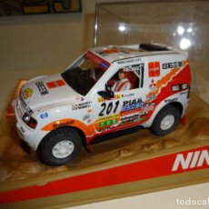 Slot Cars: NINCO. MITSUBISHI PAJERO. MASUOKA. REF. 50306. Lote 203069658
