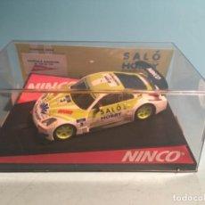 Slot Cars: NISSAN NINCO SALON HOBBY 2006 NUMERADO SERIE LIMITADA. Lote 203521445