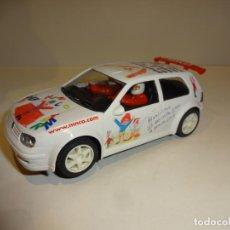 Slot Cars: NINCO. VW GOLF SALO DE LA INFANCIA. Lote 204386321