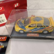 Slot Cars: AUDI A4 ABT REF 50138. Lote 204832767