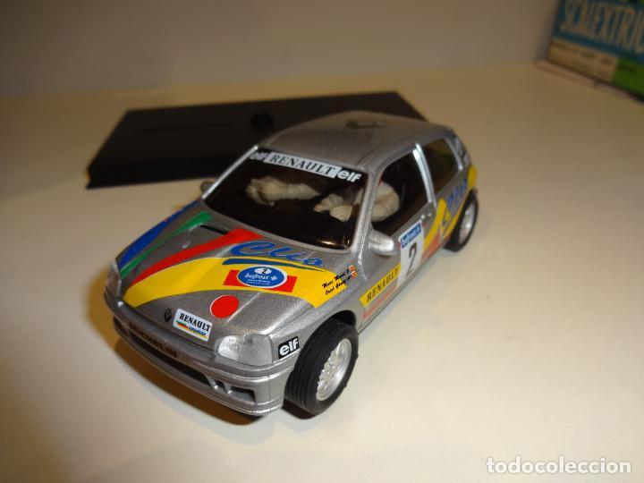 Slot Cars: NINCO. Renault Clio. Oriol Gómez. - Foto 2 - 205369958