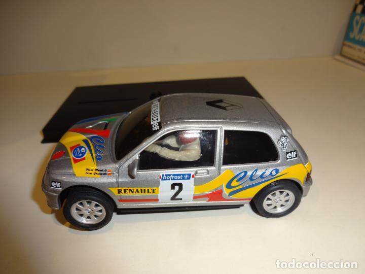 Slot Cars: NINCO. Renault Clio. Oriol Gómez. - Foto 3 - 205369958