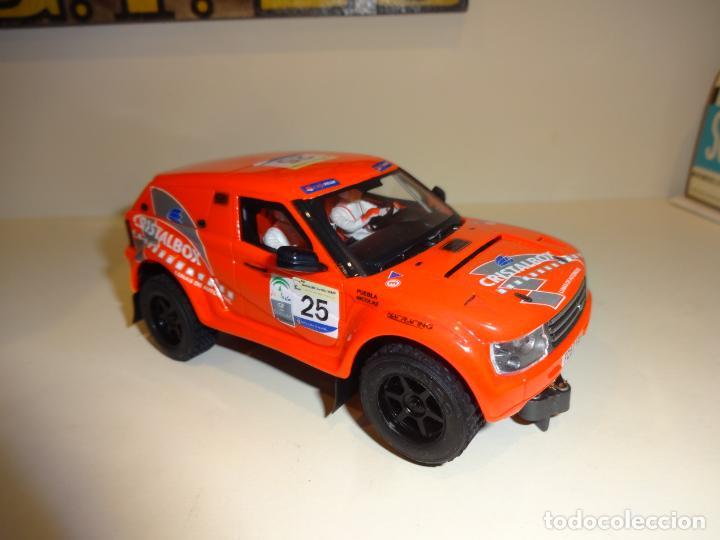 Slot Cars: NINCO. Bowler naranja nº25 - Foto 2 - 205370325