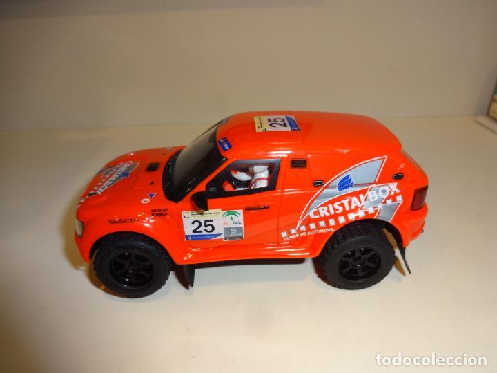Slot Cars: NINCO. Bowler naranja nº25 - Foto 3 - 205370325
