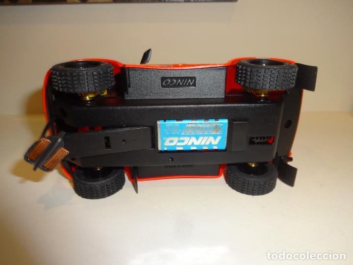 Slot Cars: NINCO. Bowler naranja nº25 - Foto 4 - 205370325