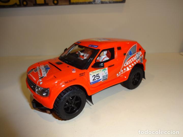 NINCO. BOWLER NARANJA Nº25 (Juguetes - Slot Cars - Ninco)