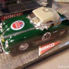 Slot Cars: SCALEXTRIC NINCO PORSCHE 356 SPEEDSTER - REF 50126. Lote 205604192