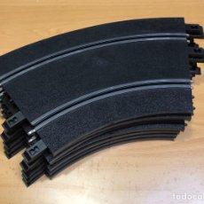 Slot Cars: NINCO LOTE DE 14 CURVAS. Lote 205708945
