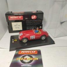 Slot Cars: NINCO FERRARI 166 MM REF. 50116. Lote 205726508