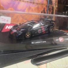 Slot Cars: MCLAREN F1 GTR ADAYOFF NINCO REF. 50188. Lote 205740660