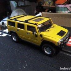Slot Cars: COCHE DE NINCO HAMMER A2 AMARILLO SIN CAJA. Lote 205774438