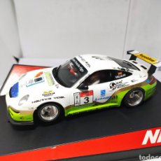 Slot Cars: NINCO PORSCHE 997 NUPEL TEAM COSTA DAURADA '07 REF. 50478. Lote 206173700