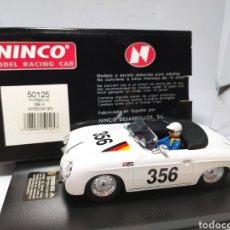 Slot Cars: NINCO PORSCHE 356 A SPEEDSTER REF. 50125. Lote 206391003