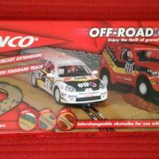 Slot Cars: CURVA BARRO / OFF ROAD NINCO. Lote 206520917