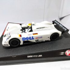 Slot Cars: NINCO BMW V12 LMR'99 N°15 DELL REF. 50208. Lote 206753672