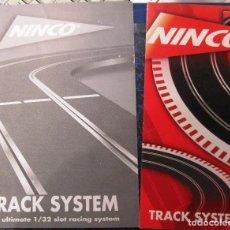 Slot Cars: NINCO ORIGINAL: 2 NINCO TRACK SYSTEM. Lote 208042401