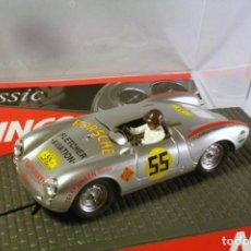 Slot Cars: NINCO. PORSCHE 560 SPYDER. 5º PANAMERICANA 1954. HANS HERRMANN. Lote 208801877