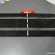 Slot Cars: PISTA SALIDA CON COMNEXIONES DE NINCO. Lote 208913247
