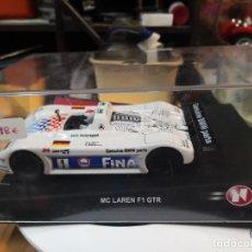 Slot Cars: COCHE BMW MCLAREN F1 GTR FINA REF: 50273 NINCO. Lote 209068750