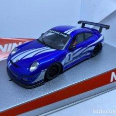 Slot Cars: PORSCHE 997 BLUE DIGITAL DE NINCO. Lote 209952171