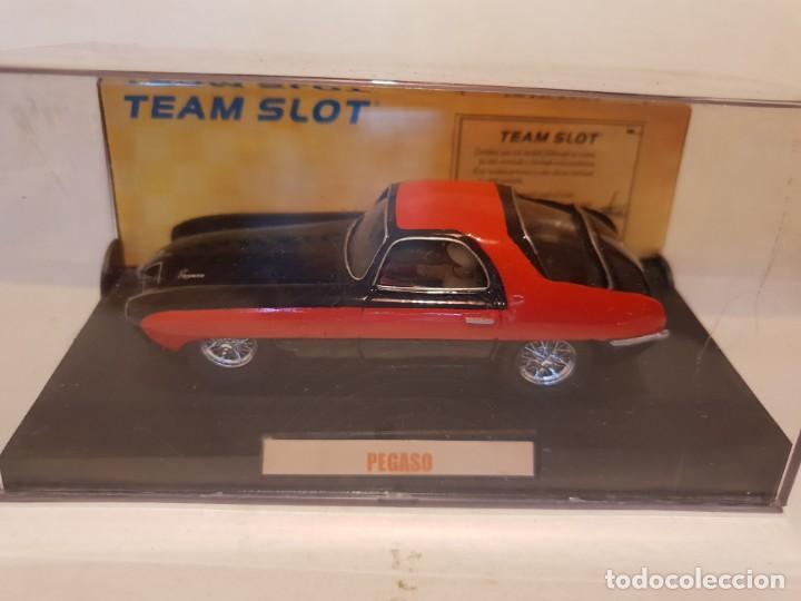PEGASO THRILL DE TEAM SLOT RESINA REF.-74601 (Juguetes - Slot Cars - Ninco)
