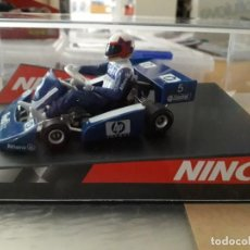 """Slot Cars: NINCO SLOT CAR """"KART"""". Lote 210485757"""