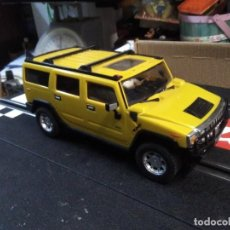 Slot Cars: COCHE DE NINCO HAMMER A2 AMARILLO SIN CAJA. Lote 210612505