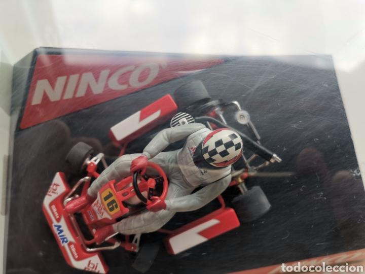 Slot Cars: Coche scalextric de Ninco Kart Birel, nº16 ref. 50421. Nuevo. Precintado - Foto 2 - 210633576