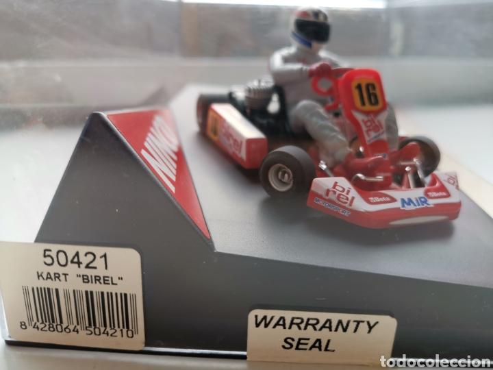Slot Cars: Coche scalextric de Ninco Kart Birel, nº16 ref. 50421. Nuevo. Precintado - Foto 4 - 210633576