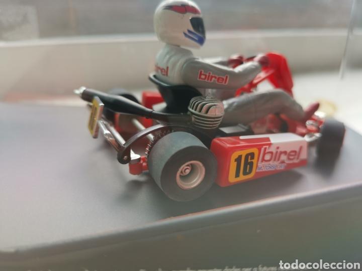 Slot Cars: Coche scalextric de Ninco Kart Birel, nº16 ref. 50421. Nuevo. Precintado - Foto 6 - 210633576