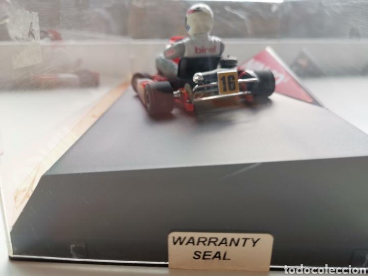 Slot Cars: Coche scalextric de Ninco Kart Birel, nº16 ref. 50421. Nuevo. Precintado - Foto 7 - 210633576