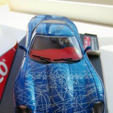 Slot Cars: COCHE SCALEXTRIC DE NINCO IVM C12 ARTCAR DISSENYO JO ORTLAND. NUEVO. ED. LIMITADA 4000UNID. Lote 210722372