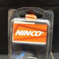 Slot Cars: AMORTIGUADOR MEDIO AZUL DE NINCO REF 82209. Lote 210769117