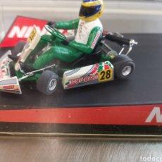 Slot Cars: COCHE SCALEXTRIC DE NINCO KART TONIKART REF. 50420 NUEVO, PRECINTADO.. Lote 211497726