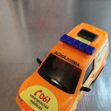 Slot Cars: COCHE SCALEXTRIC DE NINCO MITSUBISHI PAJERO SEM REF. 50512 BUEN ESTADO. Lote 212536130