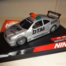 Slot Cars: NINCO. MERCEDES CLK DTM. SAFETY CAR. REF. 50261. Lote 216759340