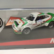 Slot Cars: NINCO PORSCHE 911 SC ARMEL REF. 50386. Lote 218237436