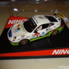 Slot Cars: NINCO. PORSCHE 997 NUPEL TEAM. REF. 50478. Lote 219057896