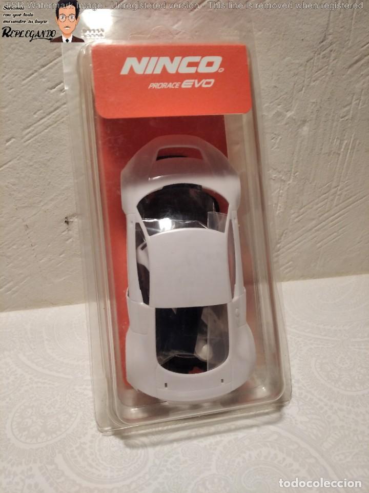 CARROCERÍA NINCO PRORACE EVO - AUDI R8 GT3 - REFERENCIA: 80888 - COCHE SLOT - (Juguetes - Slot Cars - Ninco)