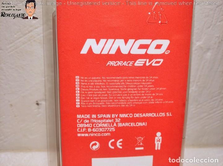Slot Cars: CARROCERÍA NINCO PRORACE EVO - AUDI R8 GT3 - REFERENCIA: 80888 - COCHE SLOT - - Foto 3 - 219265795