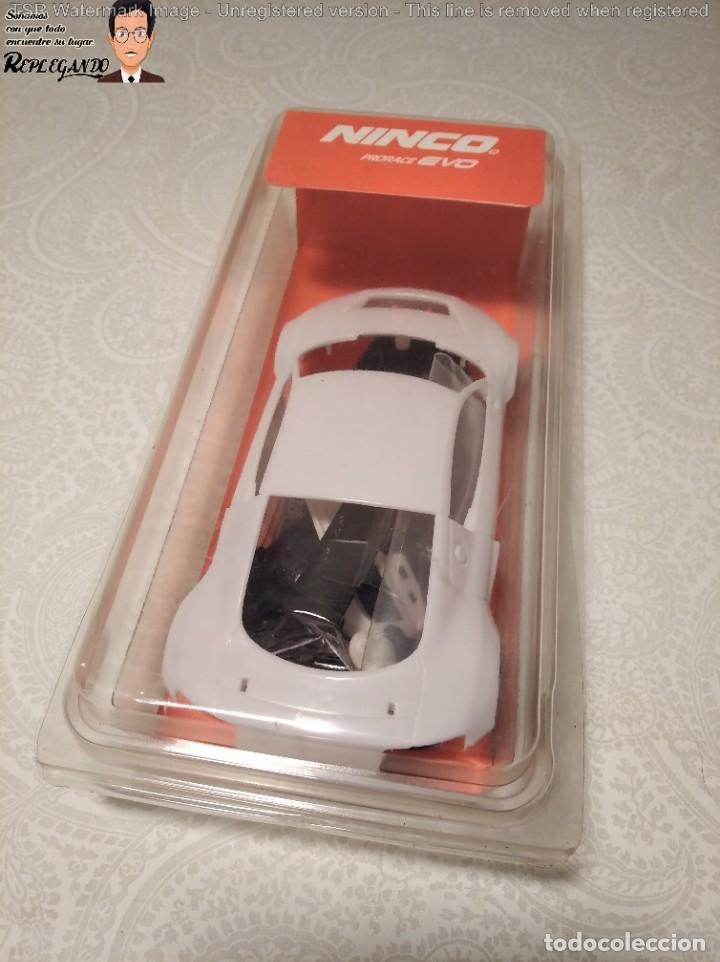 Slot Cars: CARROCERÍA NINCO PRORACE EVO - AUDI R8 GT3 - REFERENCIA: 80888 - COCHE SLOT - - Foto 5 - 219265795