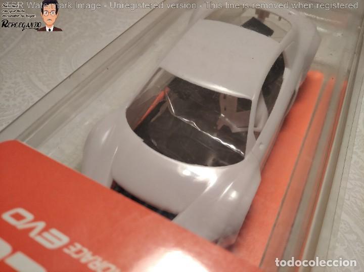 Slot Cars: CARROCERÍA NINCO PRORACE EVO - AUDI R8 GT3 - REFERENCIA: 80888 - COCHE SLOT - - Foto 7 - 219265795