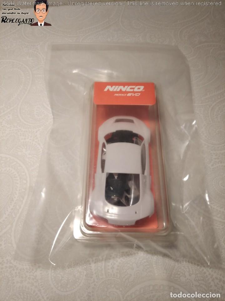 Slot Cars: CARROCERÍA NINCO PRORACE EVO - AUDI R8 GT3 - REFERENCIA: 80888 - COCHE SLOT - - Foto 12 - 219265795
