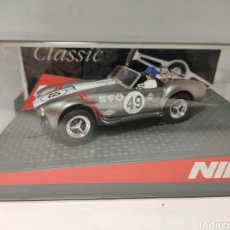 Slot Cars: NINCO AC COBRA THAMES DITTON REF. 50503. Lote 219640478