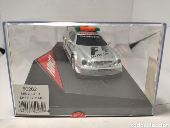 Slot Cars: NINCO MERCEDES CLK SAFETY CAR F1 REF. 50282 - Foto 2 - 219906373