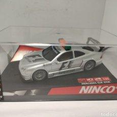 Slot Cars: NINCO MERCEDES CLK SAFETY CAR F1 REF. 50282. Lote 219906373