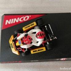 "Slot Cars: NINCO GO KART N 47 ""BELSON"". Lote 220729208"