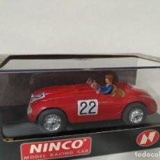 Slot Cars: NINCO FERRARI 166 MM. Lote 220870420